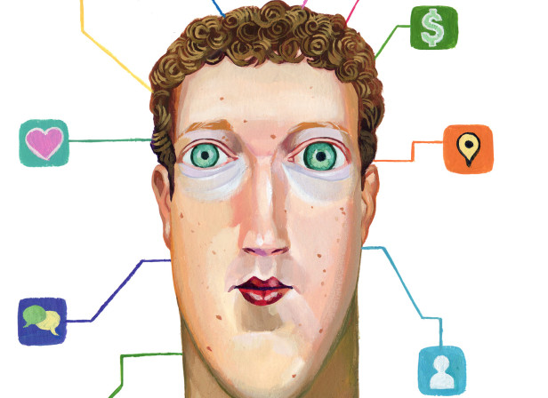 Mark Zuckerberg Facebook Insight