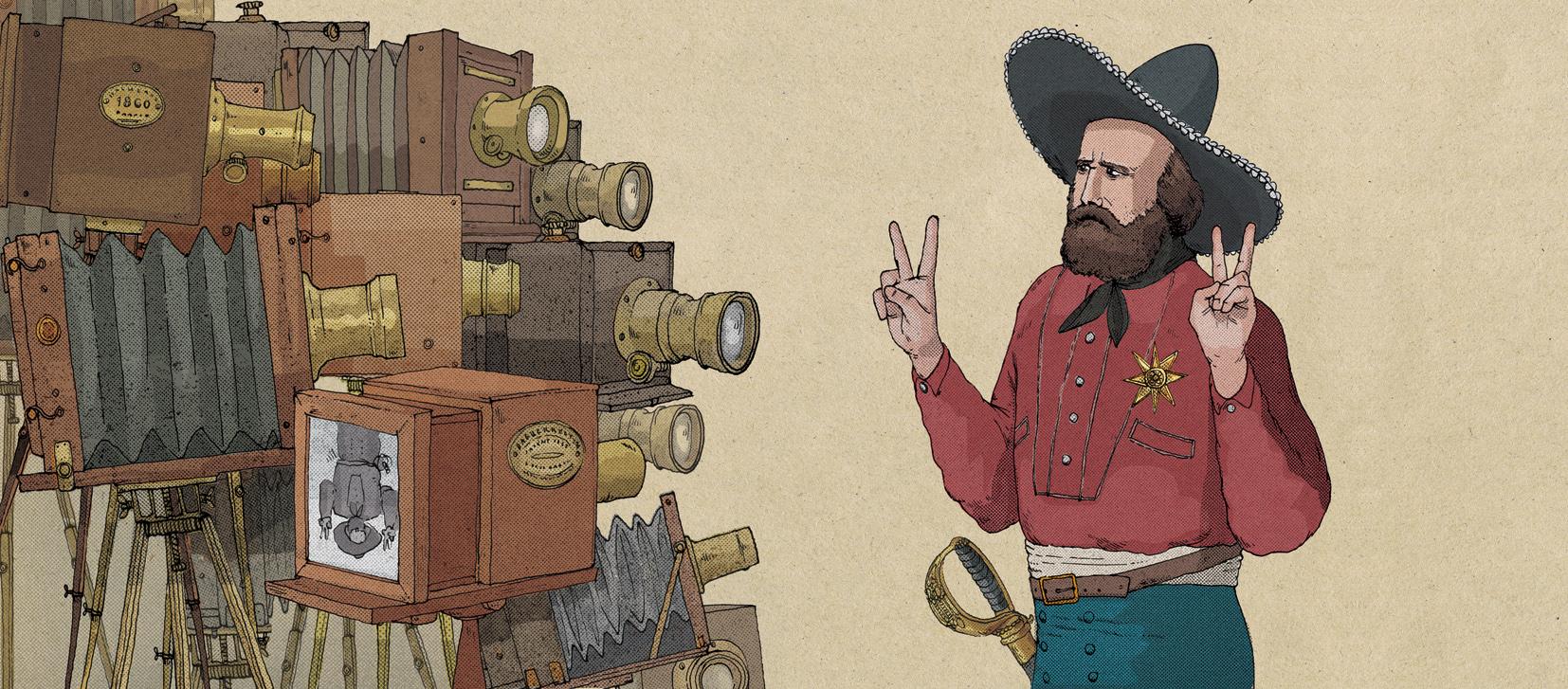 Giuseppe Garibaldi / The Telegraph