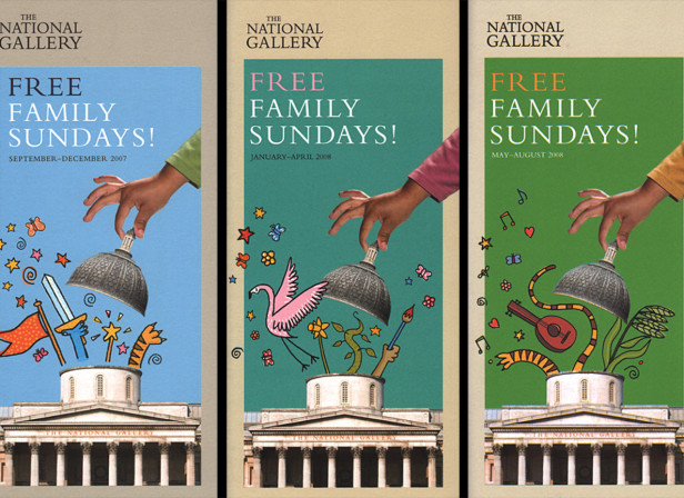 The National Gallery Family Sundays