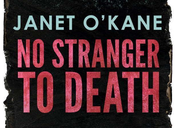 eBook Cover / No Stranger to Death / Janet O'Kane