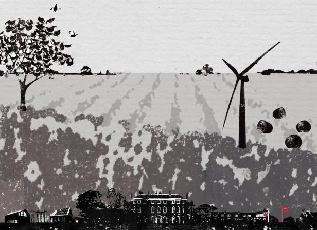 Green Power Fields