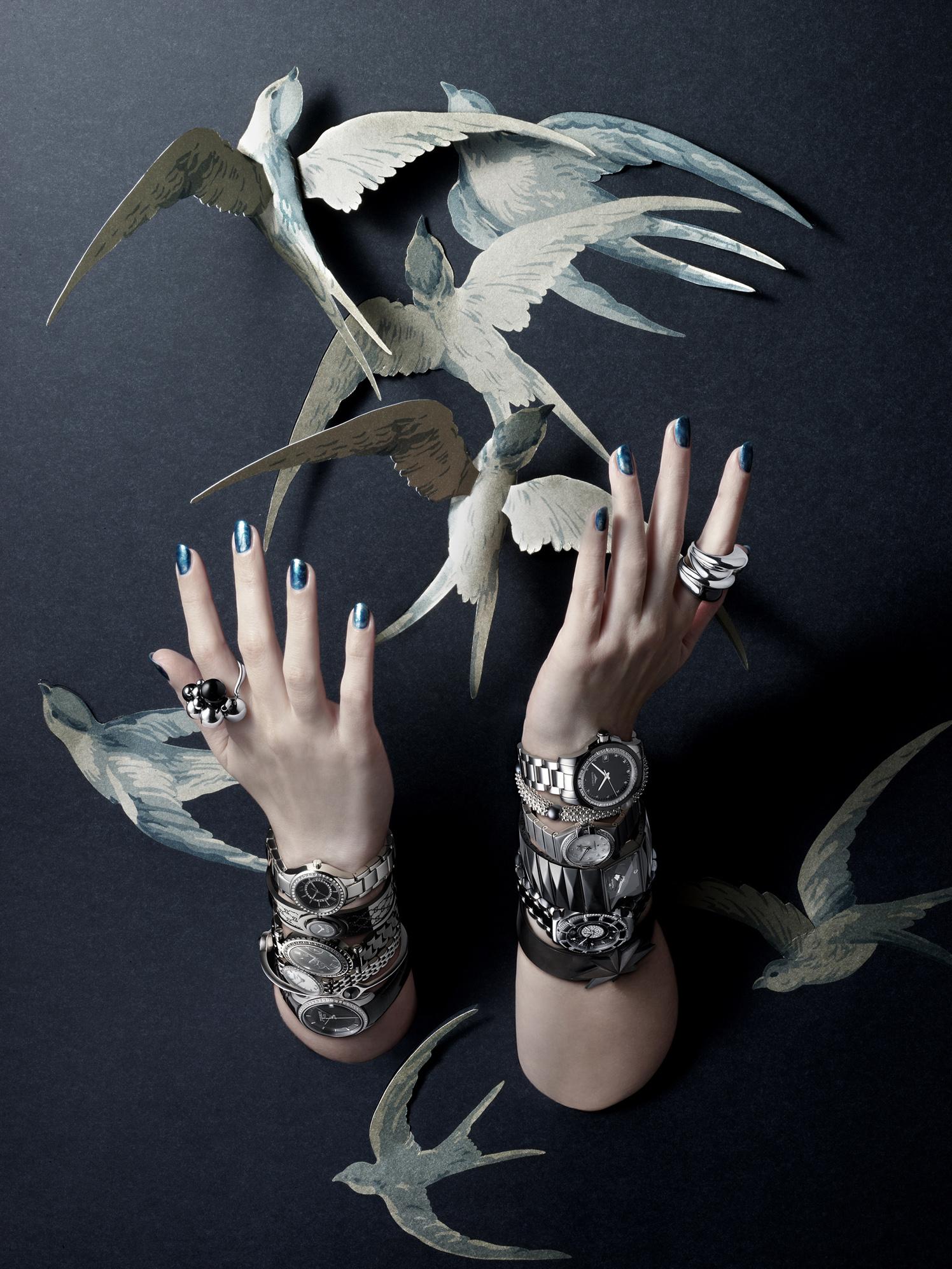 Stylist Watches + Birds
