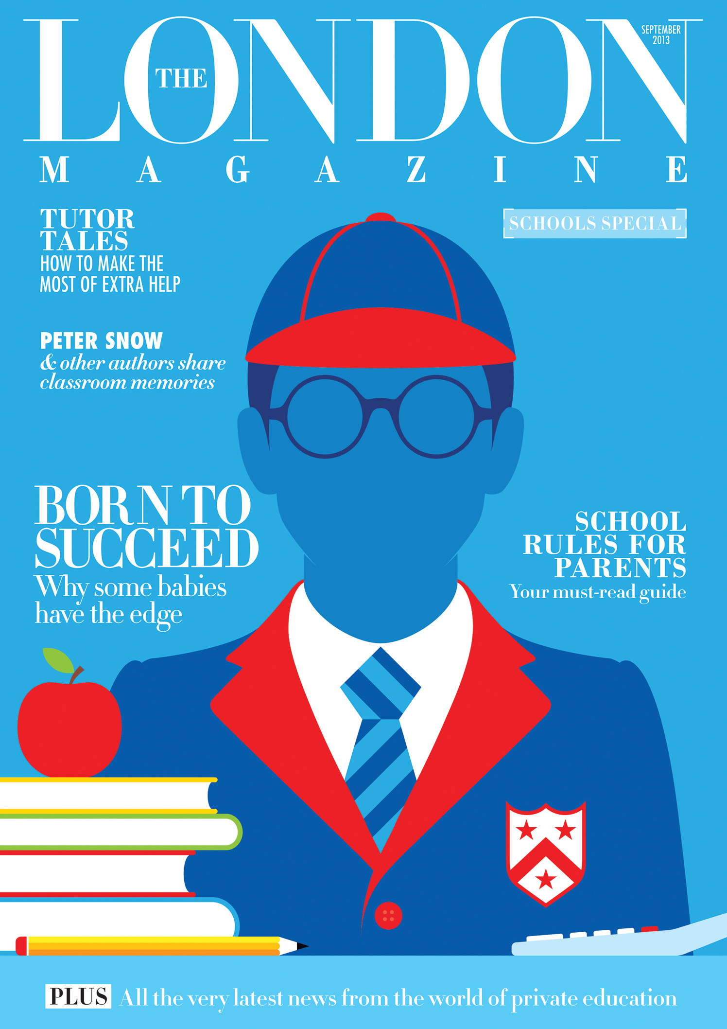 Back To School / The London Magazine
