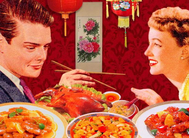 The Scotsman Eating Out Chinese