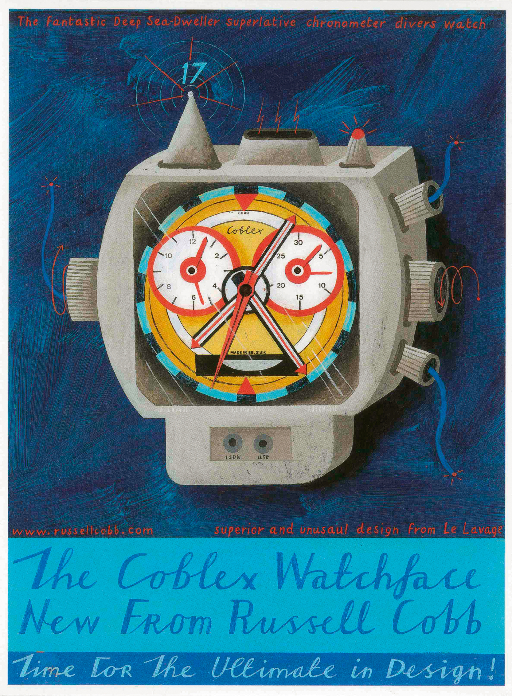 The Coblex Watch