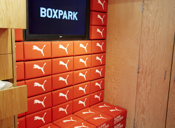 Puma Twentyone At Boxpark