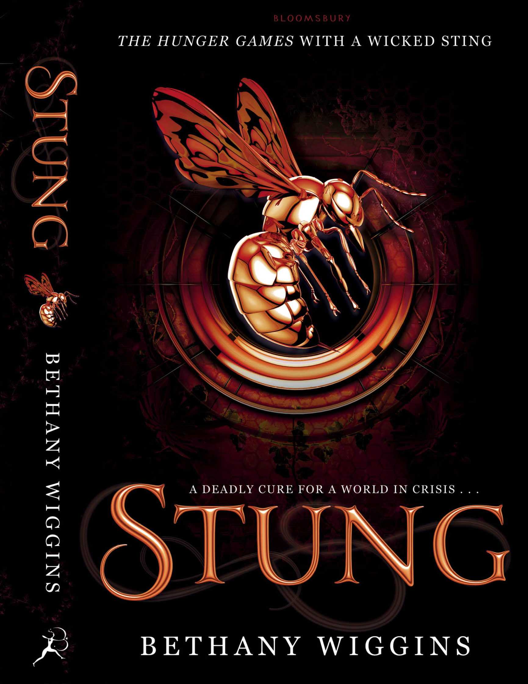 Bethany Wiggins / Stung Book Cover