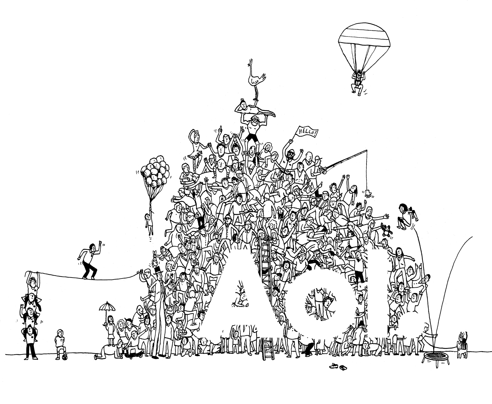 Aol. Pile Up