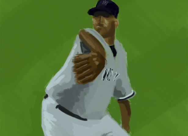 Brushes CC Sabathia