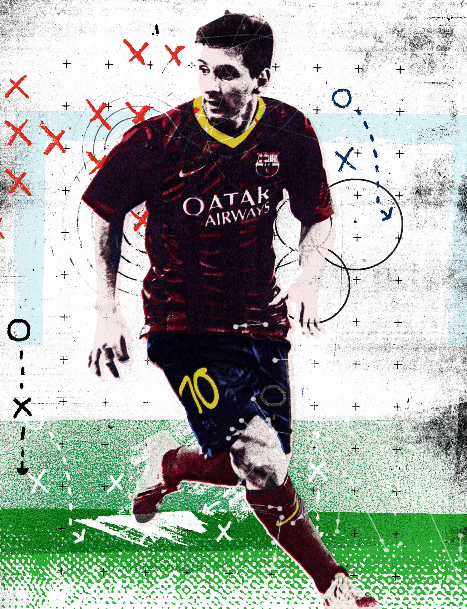 Lionel Messi / Champions League