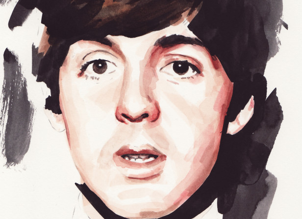 Paul McCartney Portrait