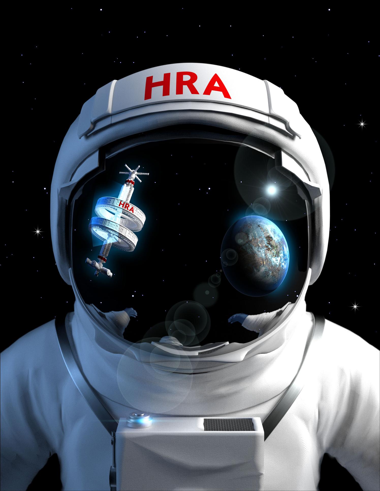HRA Spaceman